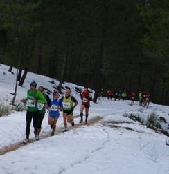 Entrenar en invierno