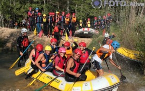 Rafting Avenjucar